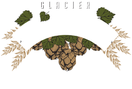 Glacier Brewhouse Logo